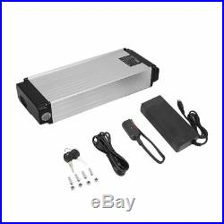 1000W 48Volt Ebike Electric Bicycle Conversion Rechargeable Battery 18Ah Set Kit