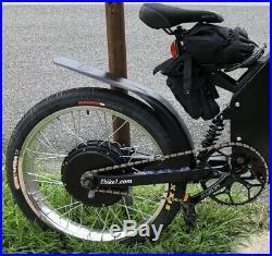 134v Ebike1 The Sleeper Hot Rod Ebike Electric Bike Super Fast 13,400watts