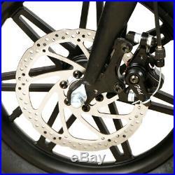 14 Folding Electric Bike Mountain Bicycle E-Bike 250W 7.5Ah Lithium Battery USA