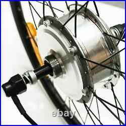 20'' Ebike 36V 250W Electric bicycle conversion kit Rear Wheel Hub Motor Rim