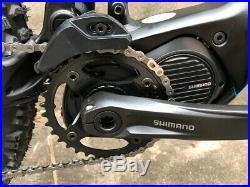 2018 FOCUS JAM² 29 LTD Full suspension EBike Shimano E8000 motor JAM2 29er