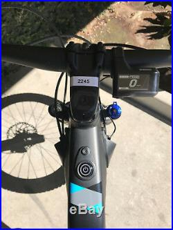2018 Focus Jam2 Plus LTD Shimano STEPS E8000 Ebike, pick S/M/or L