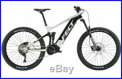 2020 Felt Redemption-E 50 eBike 250w Shimano Steps Mountain Bike // 20 500WH