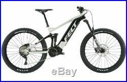 2020 Felt Redemption-E 50 eBike 250w Shimano Steps Mountain Bike // 22 500WH