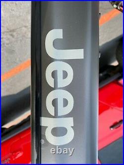 2020 Jeep E-Bike Brand New 17