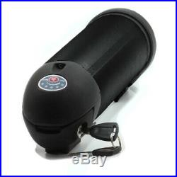 24V 10Ah Black Bottle Lithium Li-ion Battery for E-Bike Electric Bicycles 250W