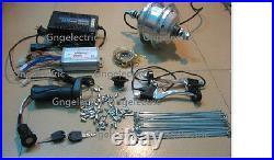 24V/36V350w Electric e bike Brushless Hub Motor Conversion Kit