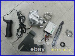 24v450w Electric Motorized E Bike Bicycle Conversion Kit(side-mounted)