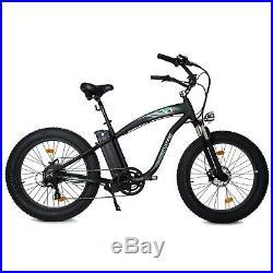26 1000W 48V Mountain Beach Electric e-Bike EBike Bicycle Removable Battery LCD
