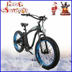 26 1000W 48V Mountain Electric Bike Bicycle EBike E-Bike Removable battery