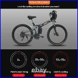 26 1000W 48V Mountain Electric Bike Bicycle EBike E-Bike Removable battery LCD