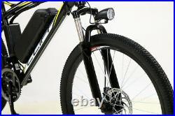 26 350W 48V 12Ah Mountain Electric Bike Bicycle EBike E-Bike Removable Battery