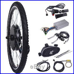 26 48V 1000W Ebike Front Wheel Electric Bicycle Motor Conversion Kit