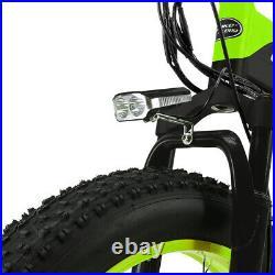 26 Fat Tire Mountain E-bike Folding Electric Bicycle 1000W 48V 10AH