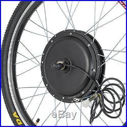 26 Front Wheel 36V 500W Electric Bicycle E-bike Conversion Kit Cycling Motor