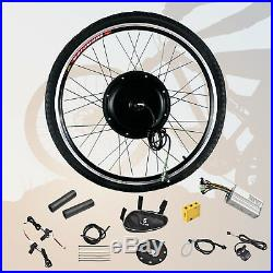 26 Front Wheel 36V 500W Electric Bicycle E-bike Kit Conversion Cycling Motor