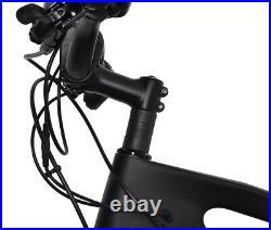 29er Carbon Electric Bicycle Shimano Mountain bike Bafang Ebike MTB 350W 36V 18