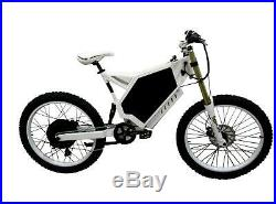 3000W Power Stealth Bomber Electric Bike Ebike DIY-Completed E Bike DIY Package