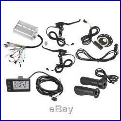 36/48V 350/1500W Electric Bicycle EBike Scooter Brushless Motor Speed Controller