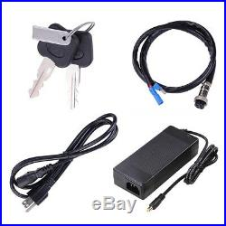 36V 10AH Bottle Lithium Battery Li-ion For Electric Bicycle E Bike Kit + Charger