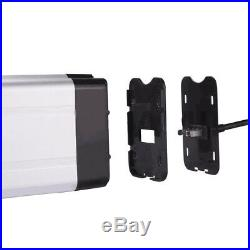 36V 10AH Electric Bicycle Battery Pack fit 250-350W E-bike Lithium with Cradle
