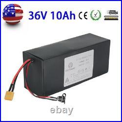 36V 10Ah Lithium li-ion Battery Pack 500W bike BMS Bicycle E Bike Electric Motor