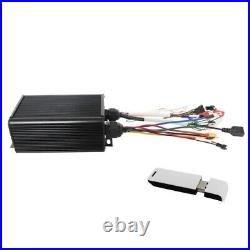36V-72V 45A 1000W-2000W Sine Wave Sabvoton Controller For eBike Electric Bicycle