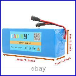 36V10Ah Li-ion Lithium Battery 500W 750WATT ebike Electric Bicycle Scooter Power
