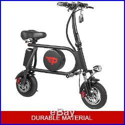 400W Folding Electric Bicycle E-bike 16AH Remote Control & Anti-Theft 35km/h
