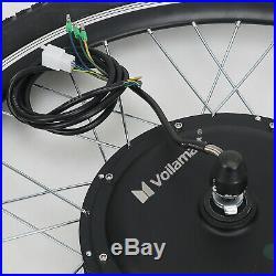 48V 1000W Front Wheel Electric Bicycle Motor Cycling Conversion Kit E Bike Hub