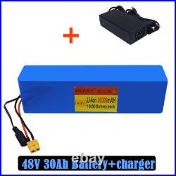 48V 1000w 30Ah Li-ion E-Bike Rechargeable Electric Bicycle Battery with charger