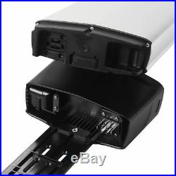 48V 10Ah Rear Rack Lithium ion Battery Electric Bicycle E-Bike for 1000W Motor