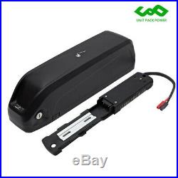 48V 13Ah Hailong Lithium Ion Pack Ebike Battery for 1000W Electric Bicycle Motor