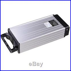 48V 14.5AH Battery Lithium Rear Rack for Electric Ebike Motor Conversion Kit