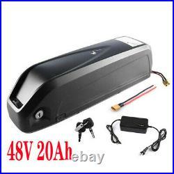 48V 20AH 1000W Hailong Ebike Battery with USB for Electric Bike Li-ion Battery