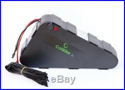 48V 20AH Lithium Ion Electric Bicycle ebike Triangle Battery w charger warranty