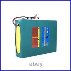 48V 30Ah Ternary lithium Battery Pack 2000W ebike Bicycle E Bike Electric Motor