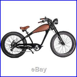 48V 750W Bafang CHEETAH E-Bike Beach Cruiser Electric Bicycle