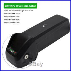 52V 13Ah Hailong Lithium Ion Ebike Battery for 750W 1000W Electric Bicycle Motor