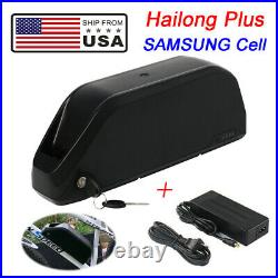 52V 17.5Ah Lithium Ebike Battery Newest Hailong for 1500W Electric Bicycle Motor