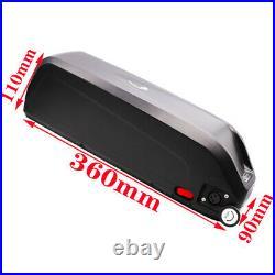 52V 20AH 1000W Hailong Ebike Battery with USB for Electric Bike Li-ion Battery