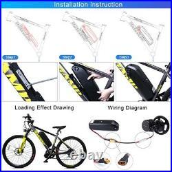 52V25AH 1500W Hailong Ebike Battery with USB for Electric Bike Li-ion Battery