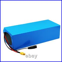 60V 20Ah Lithium Ion Pack Ebike Battery for 1000W Electric Bicycle Motor