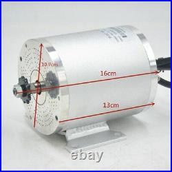72V 3000W BLDC Motor Kit With brushless Controller For Electric Scooter E bike