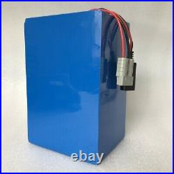 72V 40Ah EBIKE Lithium Ion Battery Charger BMS Rechargeable Eletric Scooter Bike