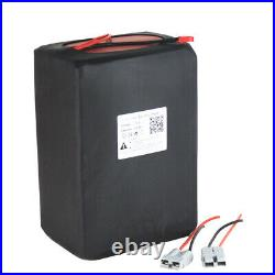 72V 50Ah Lithium ion Rechargable Battery Pack For 3000W Electric Bicycle Ebike