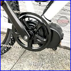 BBS02B 48/52v up to 1300w Bafang Mid Drive Conversion Kit Electric Bike eBike
