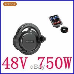 Bafang 8Fun BBS02B Mid Drive Crank Motor, 48V 750W Conversion Trike Ebike Kit