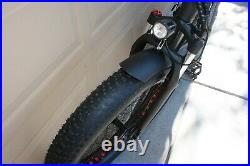 Bafang Electric Ebike Bicycle 1000 Watt 17ah Samsung Battery Hydraulic Brakes