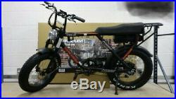 Barracuda Rogue Monkey Style Fat Tyre E-Bike